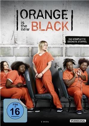 Orange is the New Black - Staffel 6 (5 DVDs)