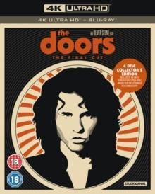 The Doors (1991) (Final Cut, Collector's Edition, 4K Ultra HD + 3 Blu-rays)