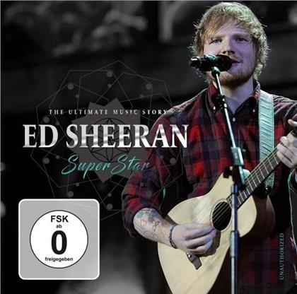 Ed Sheeran - Super Star (CD + DVD)