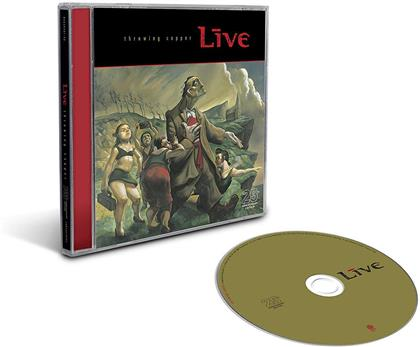 Live - Throwing Copper: 25Th Anniversary (2019 Reissue, Anniversary Edition)
