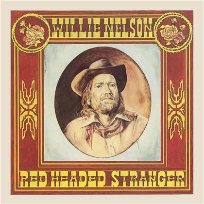 Willie Nelson - Red Headed Stranger (2019 Reissue, Columbia Records, 150 Gramm, LP + Digital Copy)