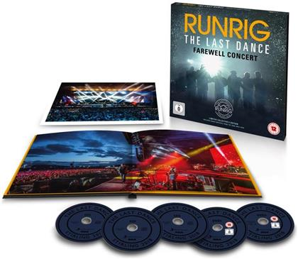 Runrig - The Last Dance - Farewell Concert (3 CDs + 2 DVDs)