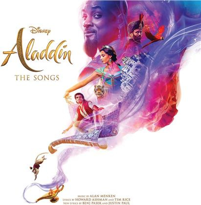 Aladin: The Songs (LP)