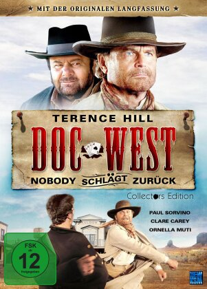 Doc West - Nobody schlägt zurück (2009) ( Collection tus les parfums du monde, Collector's Edition, Langfassung)