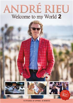 Welcome to my World 2 (3 DVDs) - Andre Rieu