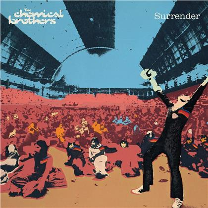 The Chemical Brothers - Surrender (Expanded Edition, 20th Anniversary Edition, 4 LPs + DVD)