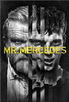 Mr. Mercedes - Season 2 (3 DVDs)