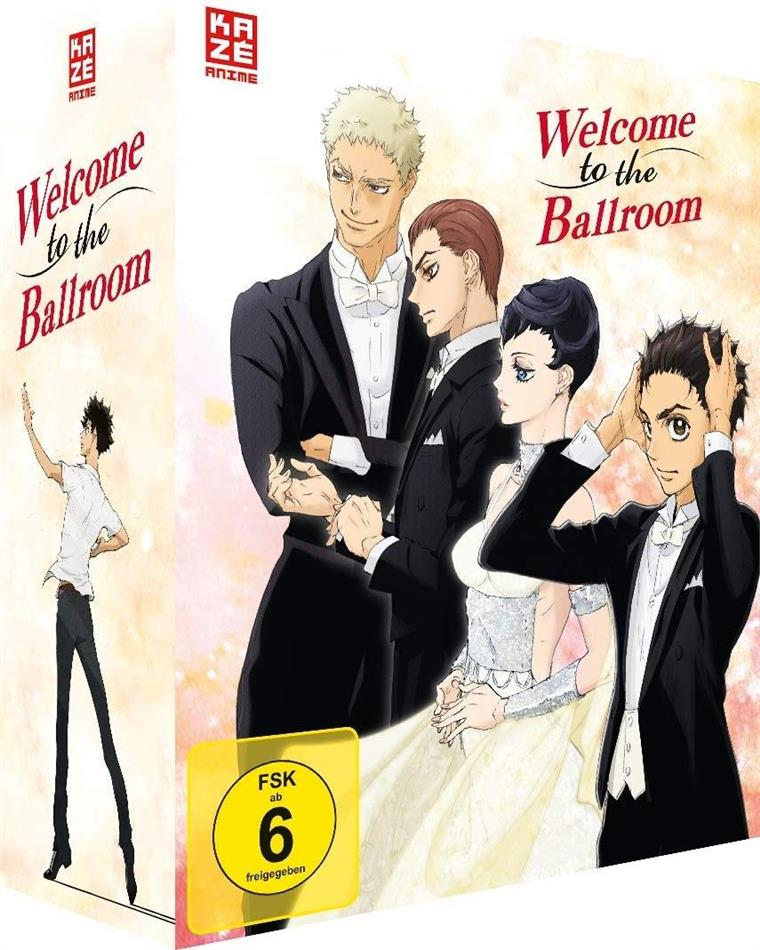 Welcome to the Ballroom - Vol. 1 (+ Sammelschuber, Limited Edition)