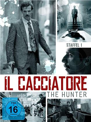 Il Cacciatore - The Hunter - Staffel 1 (4 DVDs)