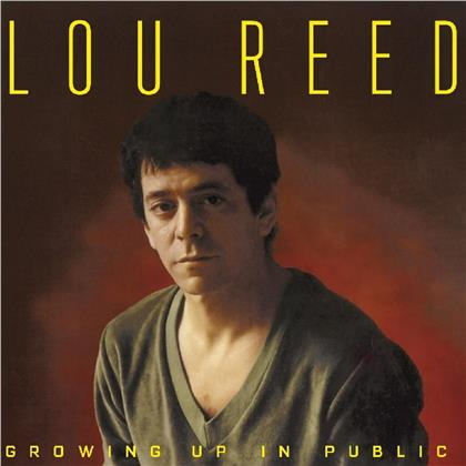 Lou Reed - Growing Up In Public (Music On CD, 2019 Reissue)