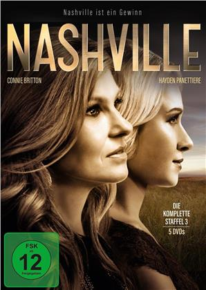 Nashville - Staffel 3 (5 DVDs)