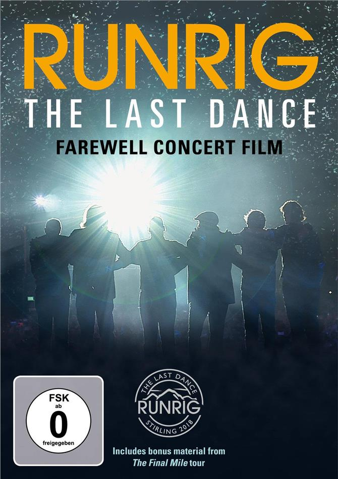 Runrig - The Last Dance - Farewell Concert Film (2 DVDs)