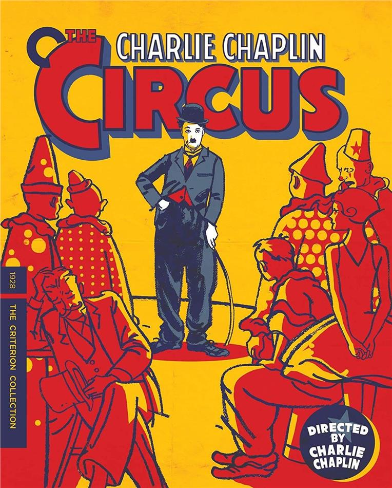Charlie Chaplin - The Circus (1928) (b/w, Criterion Collection)