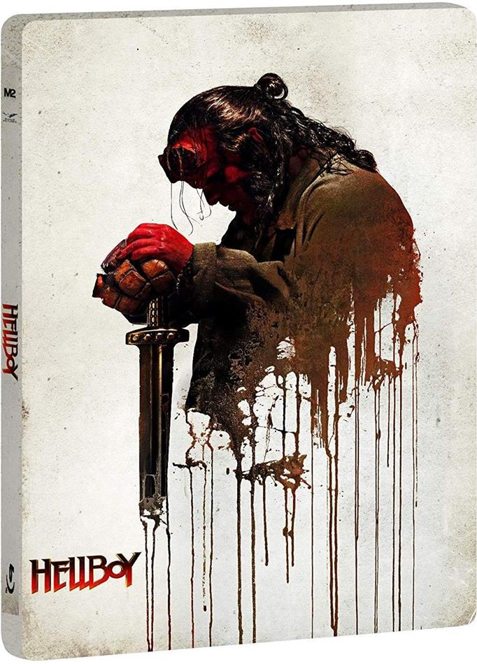 Hellboy - Call of Darkness (2019) (Special Edition, Steelbook, Blu-ray + DVD)