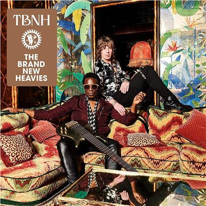 The Brand New Heavies - TBNH (2 LPs)