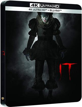 It - Ça (2017) (Limited Edition, Steelbook, 4K Ultra HD + Blu-ray)