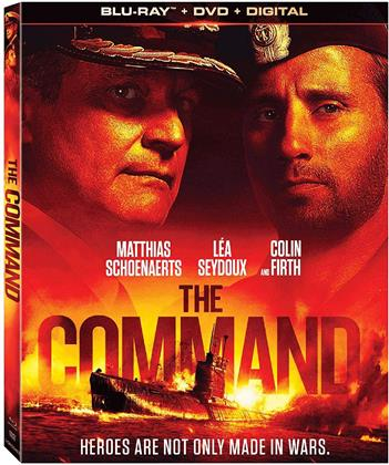 The Command (2018) (Blu-ray + DVD)