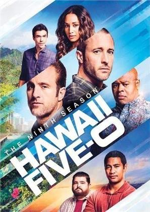 Hawaii Five-O (2010) - Ninth Season (2010) (6 DVDs)