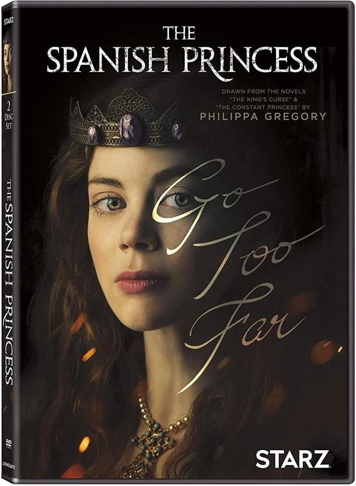 The Spanish Princess - Season 1 (2 DVDs)