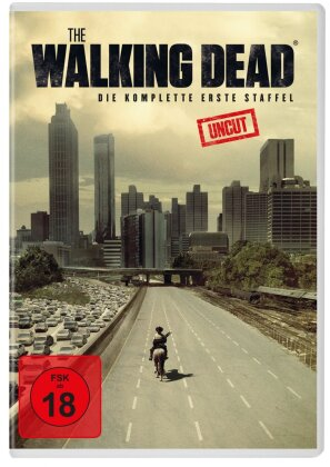 The Walking Dead - Staffel 1 (Special Edition, Uncut, 2 DVDs)