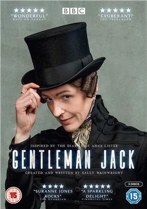 Gentleman Jack - Series 1 (3 DVDs)