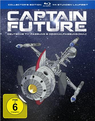 Captain Future - Komplettbox (Collector's Edition, 9 Blu-rays)