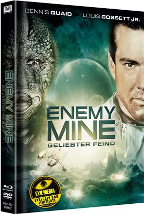 Enemy Mine - Geliebter Feind (1985) (Cover A, (Cover A Version), Limited Edition, Mediabook, Blu-ray + DVD)