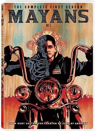 Mayans M.C. - Season 1 (4 DVDs)