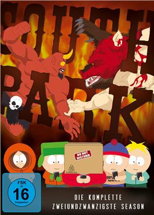 South Park - Staffel 22 (2 DVDs)