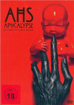 American Horror Story - Apocalypse - Staffel 8 (3 DVDs)
