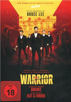 Warrior - Staffel 1 (3 DVDs)