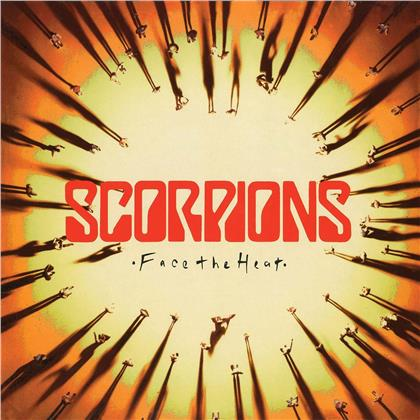 Scorpions - Face The Heat (2019 Reissue, Island Records, LP)