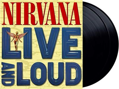 Nirvana - Live And Loud (2 LPs)