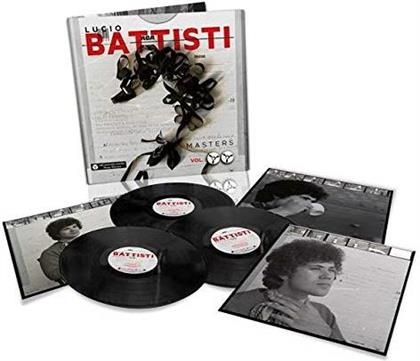 Lucio Battisti - Masters Vol.2 (2019 Reissue, Remastered 192Khz/24B, 3 LPs)
