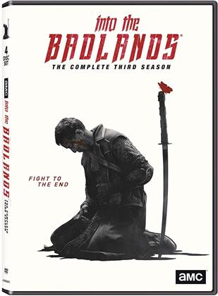 Into The Badlands - Season 3 (4 DVDs)