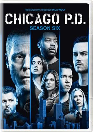Chicago P.D. - Season 6 (6 DVDs)