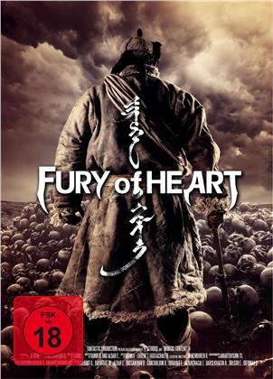 Fury of Heart (2017) (Limited Edition, Mediabook, Blu-ray + DVD)