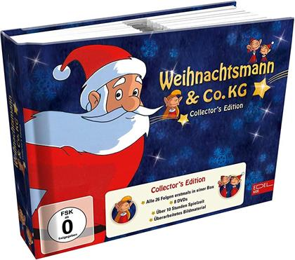 Weihnachtsmann & Co.KG (Collector's Edition, 8 DVDs)