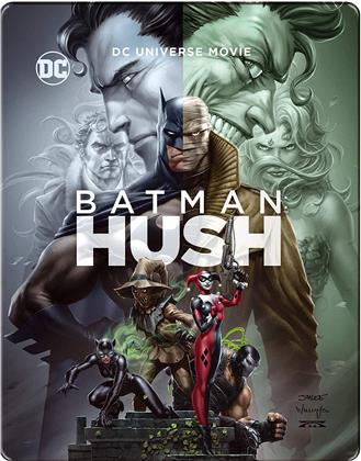 Batman: Hush (2019) (Steelbook)