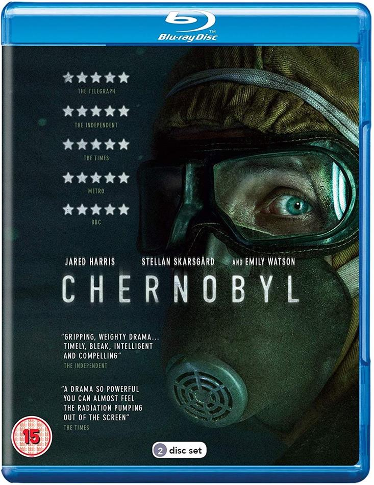 Chernobyl - HBO Mini-Series (2019) (2 Blu-rays)