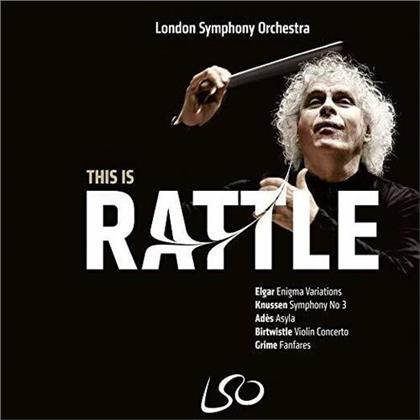 Simon Rattle - This is Rattle (2 Blu-rays)