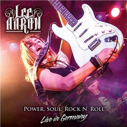 Lee Aaron - Power, Soul, Rock N`Roll - Live In Germany (CD + DVD)