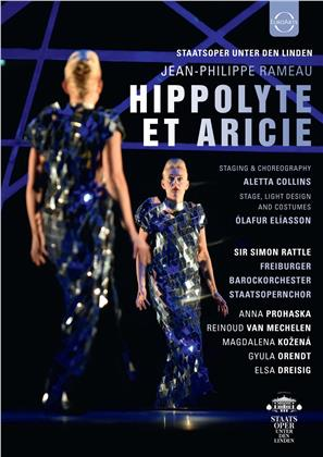 Freiburger Barochorchester, Sir Simon Rattle, … - Rameau - Hippolyte et Aricie (Euro Arts)