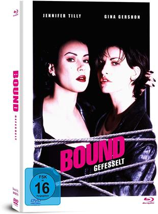 Bound (1996) (Limited Collector's Edition, Mediabook, Blu-ray + DVD)