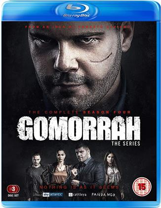 Gomorrah - Season 4 (3 Blu-rays)