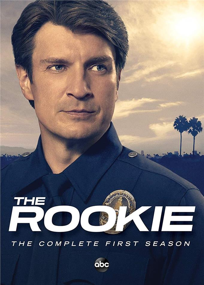 The Rookie - Season 1 (4 DVDs)