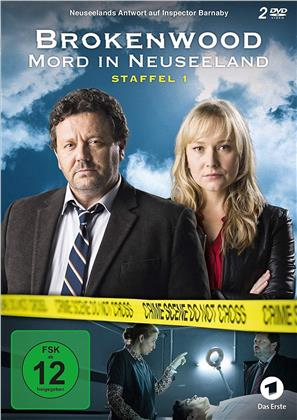 Brokenwood - Mord in Neuseeland - Staffel 1 (2 DVDs)