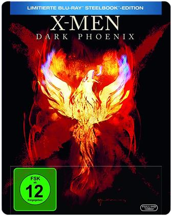 X-Men: Dark Phoenix (2019) (Limited Edition, Steelbook)
