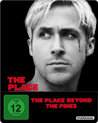 The place beyond the pines (2012) (Limited Edition, Steelbook, Uncut)