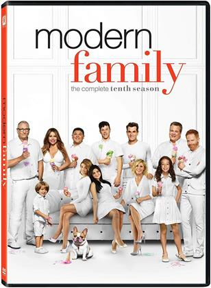 Modern Family - Season 10 (3 DVDs)